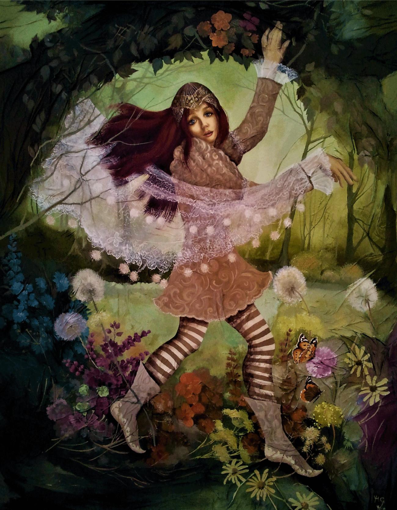 la-danza-nel-bosco